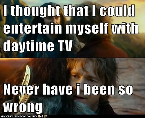 Sudden Change of Heart Thorin,TV,Daytime TV
