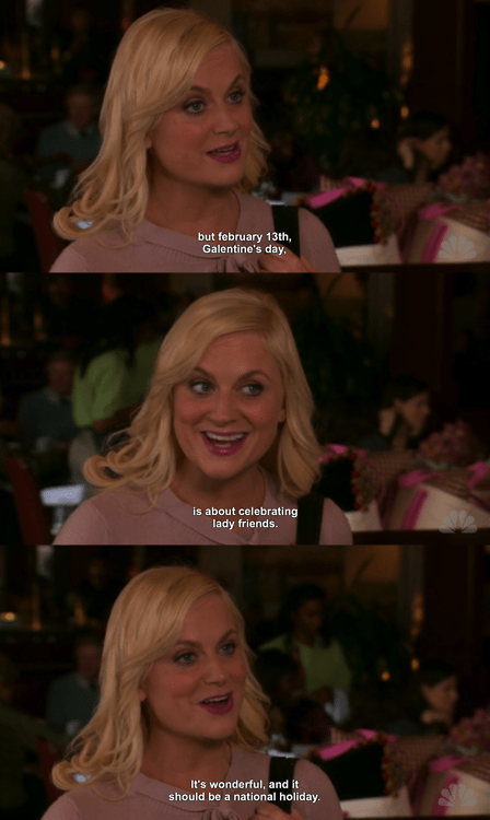 parks and recreation Amy Poehler comic - 7061151744