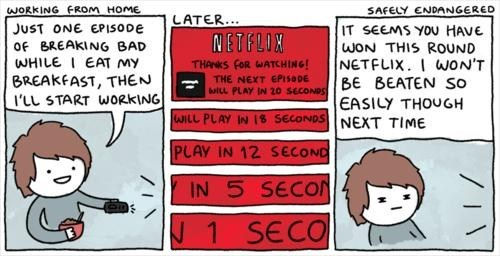 safely endangered,comics,netflix