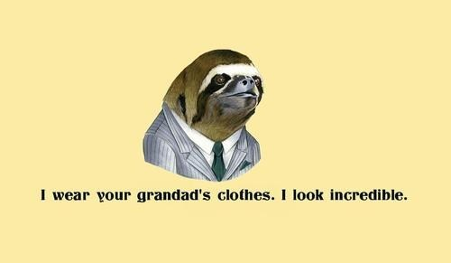 thrift shop lyrics Macklemore sloths - 7061360128