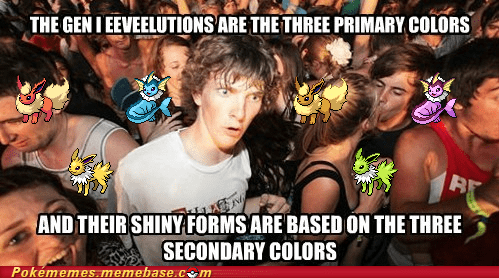 shiny eevee sudden clarity clarence - 7061570048