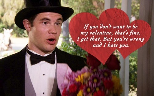 workaholics,cards,i hate you,Valentines day