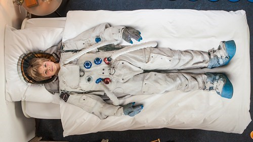 bed design sheets astronaut - 7061747200