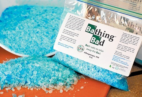 breaking bad wtf bath salts TV