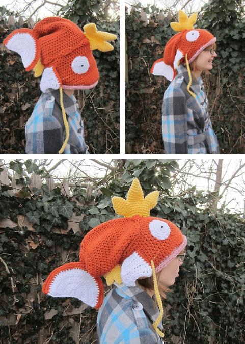Pokémon magikarp hats - 7062243072