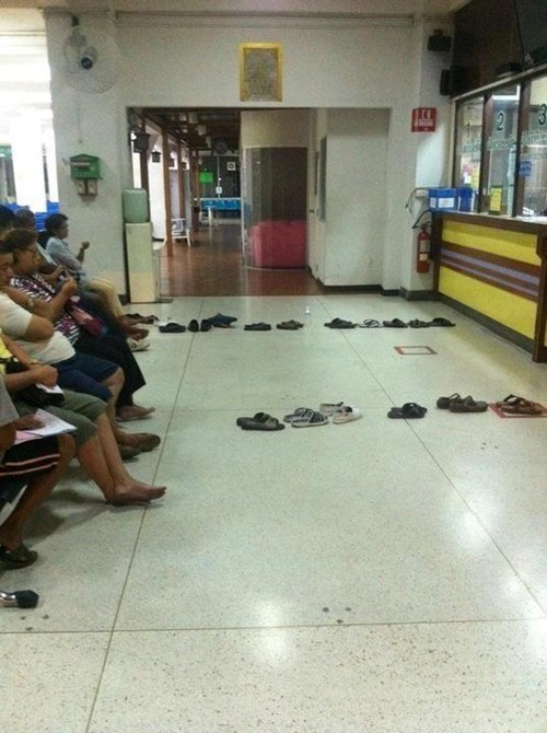 Why Haven't We Lined Up Like This Before?