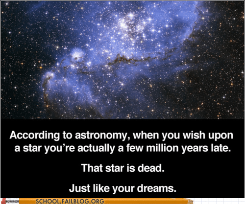 true Astronomy star science g rated School of FAIL - 7062537728