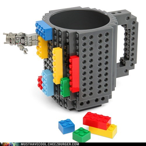 lego,coffee,mug,build