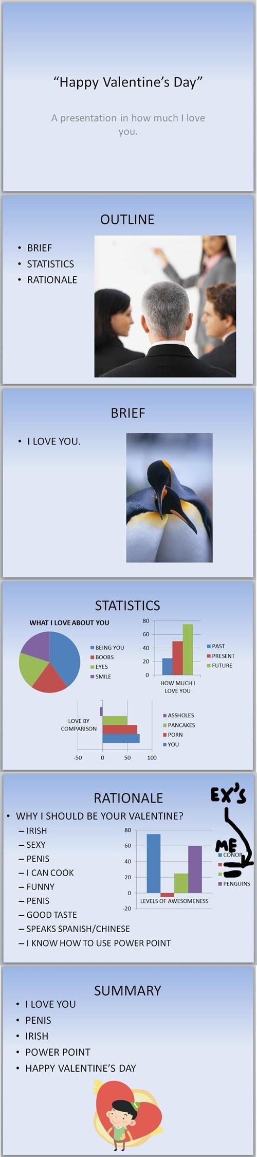 presentation powerpoint Valentines day - 7063886080