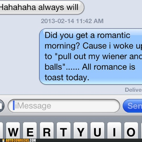 iPhones romance toast - 7064020224