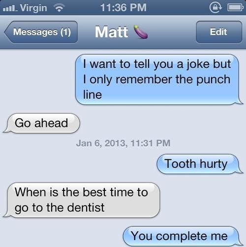 iPhones jokes backwards teeth - 7064022784