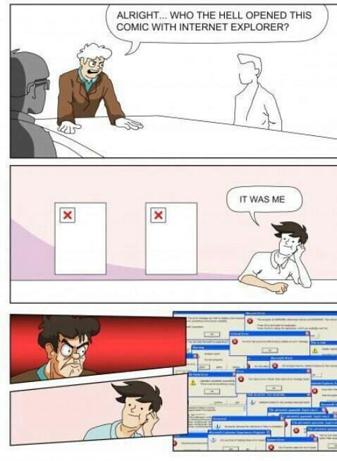 browsers comics internet explorer - 7064264192