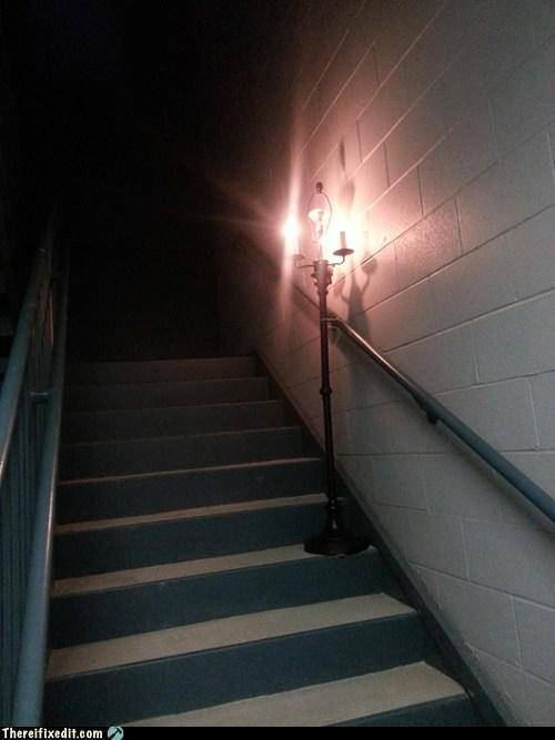 light fixture light stairwell - 7064312832