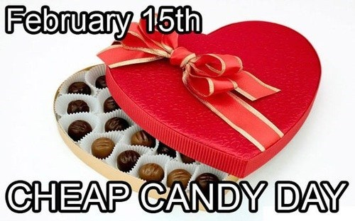 candy cheap Valentines day - 7064544512