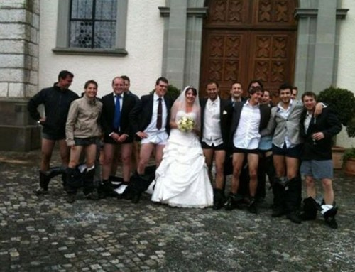 men,Groomsmen,pants,bare