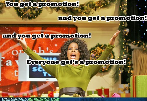 promotion,fire emblem,meme,oprah