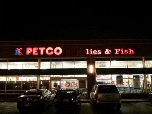 sign pets store - 7065011712