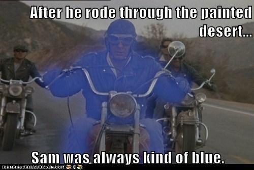 blue sam beckett scott bakula quantum leap - 7065277696