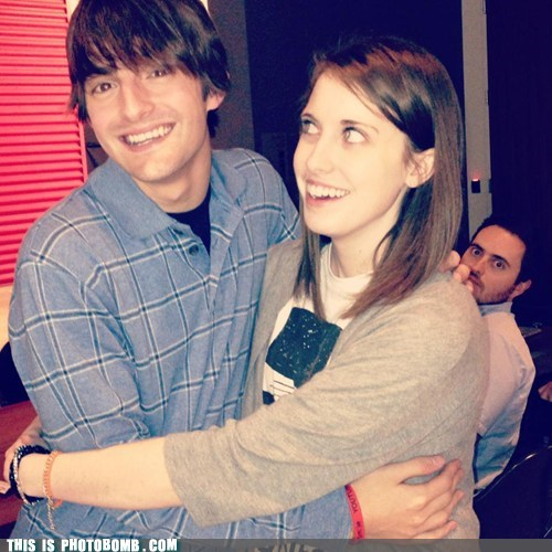 overly attached girlfriend,meme