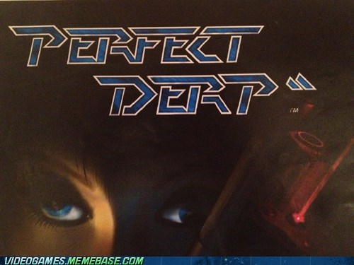 joanna dark,perfect dark,derp