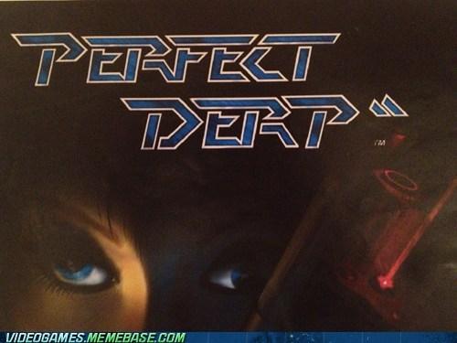 joanna dark perfect dark derp - 7065645056