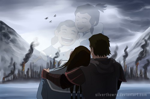 korra Fan Art cartoons - 7066138880