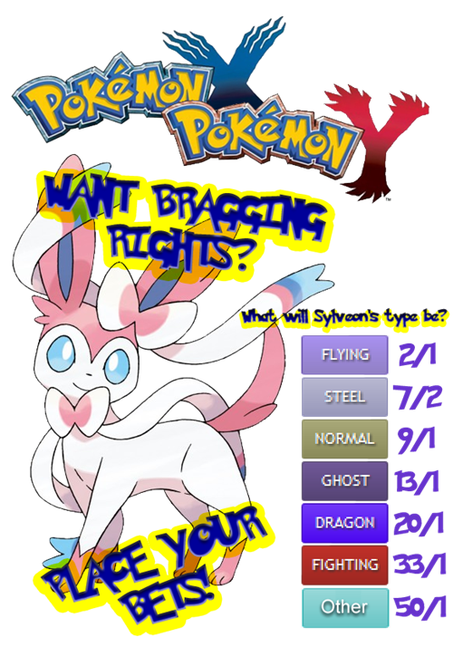 sylveon gambling odds pokemon type - 7066307328