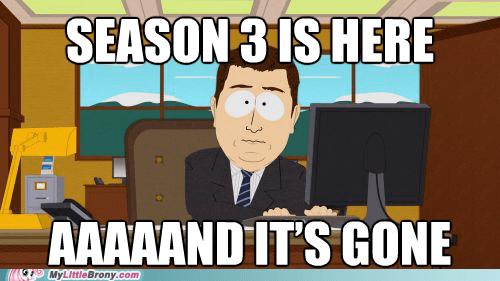 finale,season 3,meme