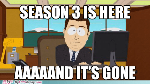 finale season 3 meme - 7066408192