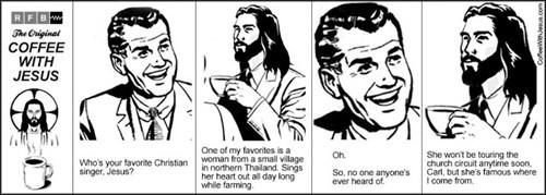 jesus,comics,singers
