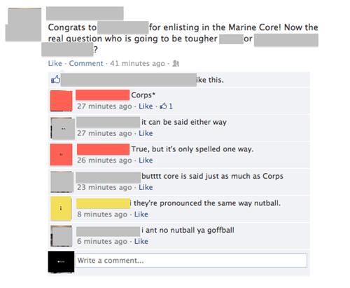 core,Marine Corps