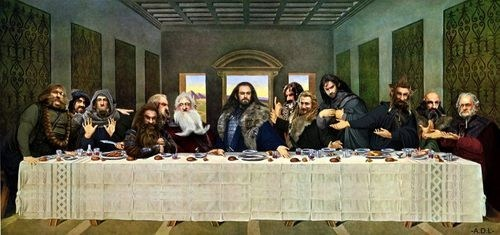 religion dwarves The Hobbit - 7066865920