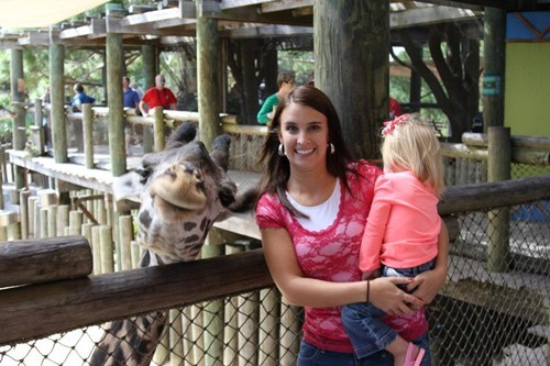 zoo giraffes - 7067458304