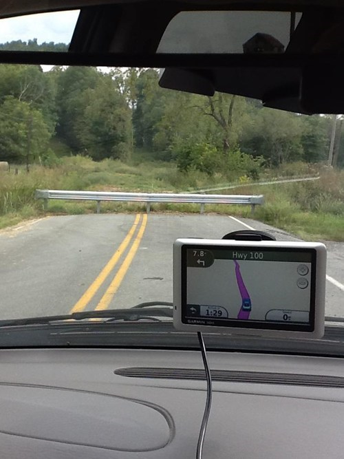 gps,error,road,cars
