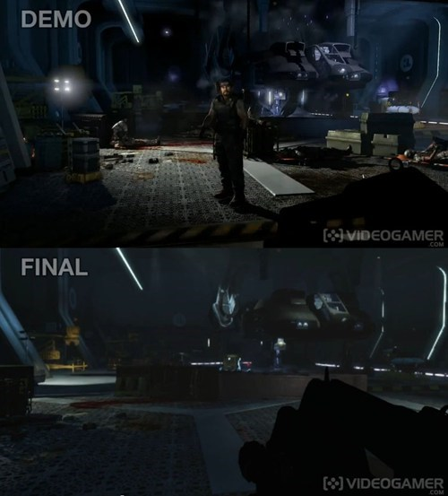 gearbox Aliens aliens colonial marines demo - 7068221952