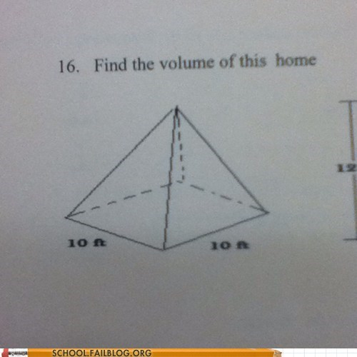 volume pyramid math