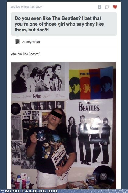 the Beatles tumblr fangirls - 7068501248