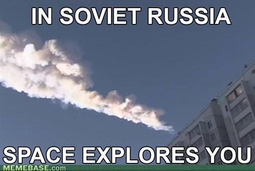 meteor asteroid in soviet russia current events - 7068661760