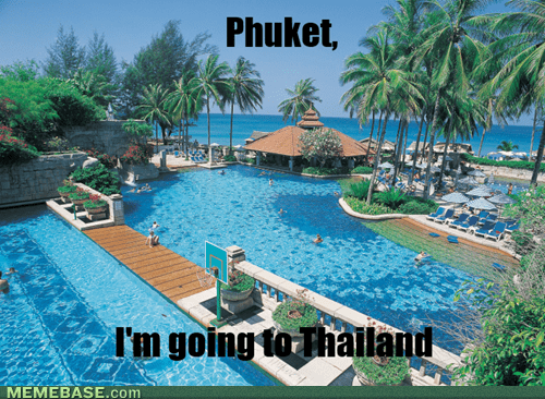 phuket thailand that sounds naughty vacation - 7068696064