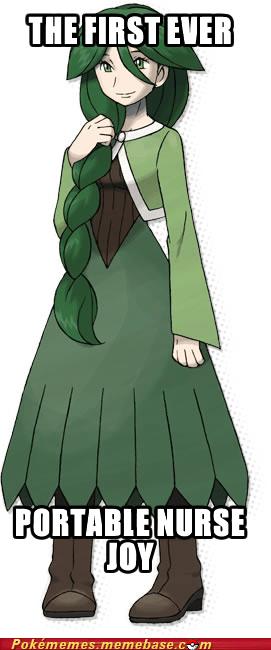 nurse joy Pokémon cherly good girl