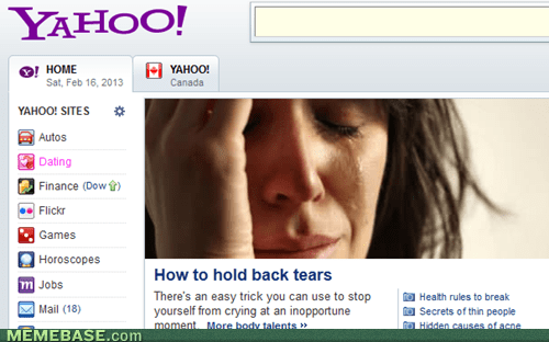 First World Problems How To crying - 7069096704
