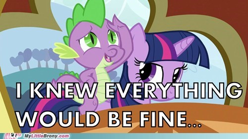 season finale,spike,everything would be fine