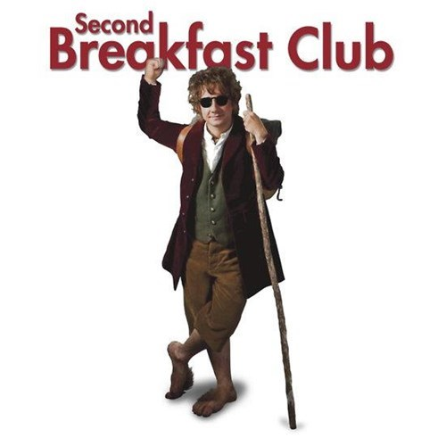 crossover Lord of the Rings movies second breakfast the breakfast club