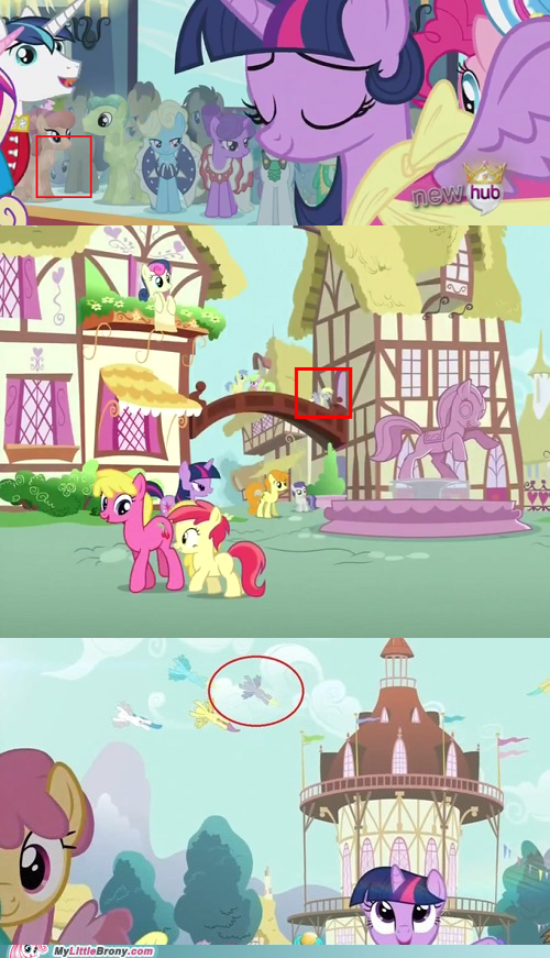 derpy hooves sneaky magical mystery cure - 7069455360