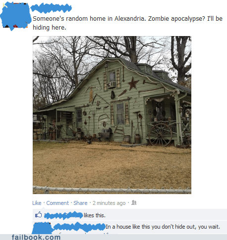 haunted house creepy zombie apocalypse - 7069642496