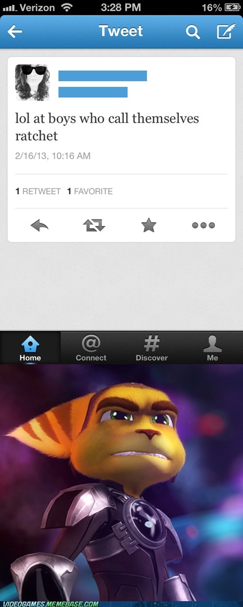 ratchet and clank,twitter