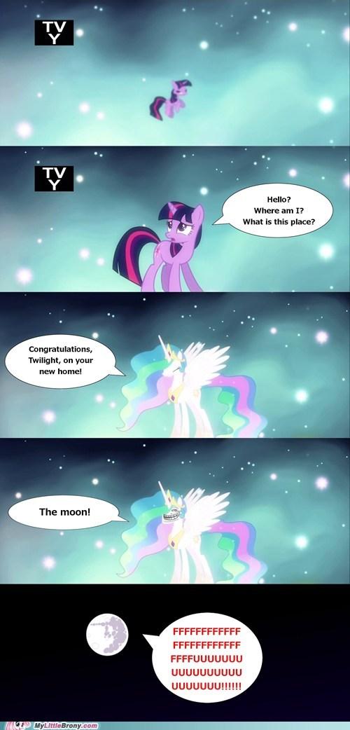 trollestia moon twilight sparkle - 7070051840