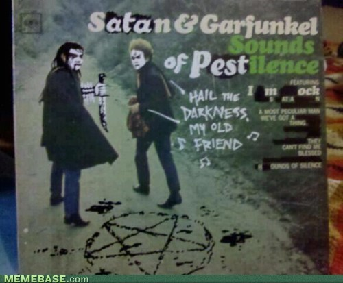 Simon and Garfunkel,metal,Music
