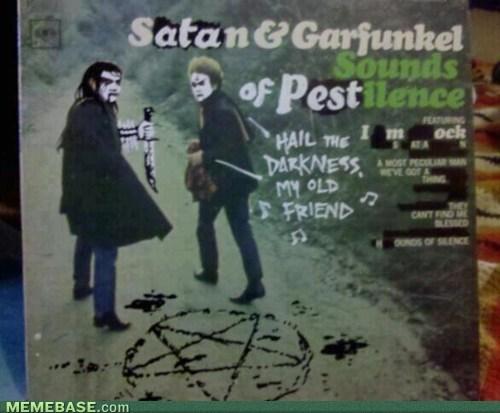 Simon and Garfunkel metal Music - 7070133760