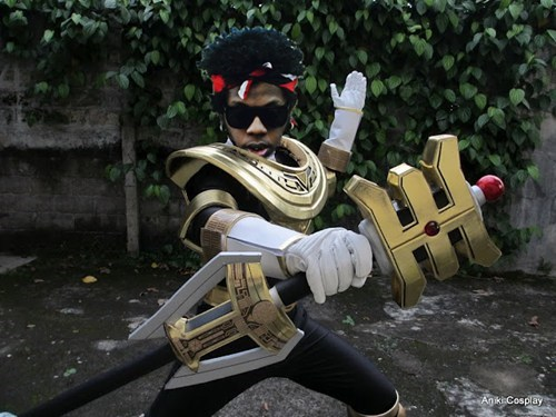 power rangers,cosplay,trinidad james